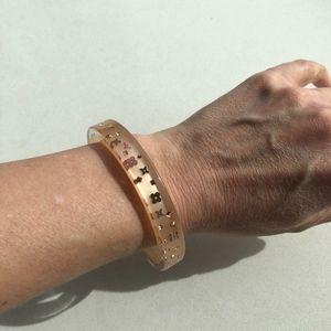 Louis Vuitton Jewelry - Louis Vuitton Monogram Inclusion Art Deco Bracelet